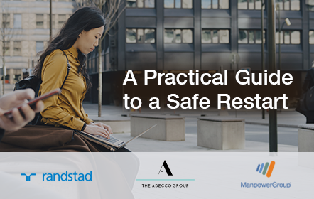 The cover for A Practical Guide to a Safe Restart